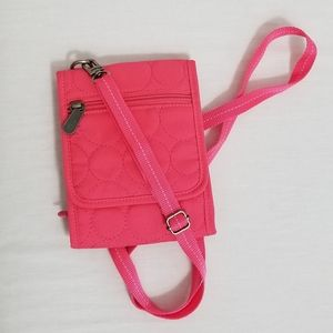 Thirty-one Vary You Crossbody Wallet Purse